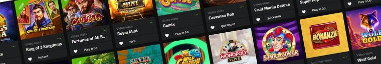 mobilebet games