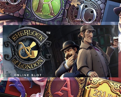 Sherlock of London Slot Game