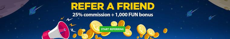 crypto casino refer a friend