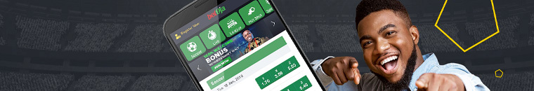 how to register bet9ja account through mobile app