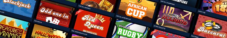 oatbet casino games